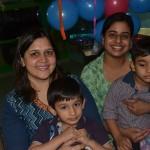 Gunjan , Yuwan, Arundhati & Abeer
