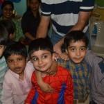 Uday, Arshan, Ayan, Ahaan & Abeer
