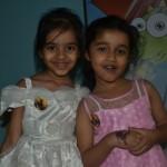 Kriti & Tanisha