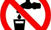 No Water Suplay