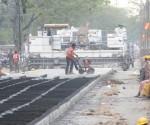 Cement Road Construction