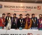 (L to R) Ritesh Saraf, Piyush Daga, Nilay Verma, Sahil Jain, Neeraj Gupta, Pankaj Tapadiya and Gaurav Agarwal
