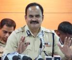 SP Yadav CP of Nagpur Police