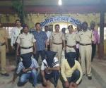 Washim Police Arest Natwarlal