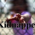 kid girl kidnapped