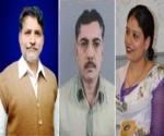 CA Kirit N. Kalyani, President, Ashok Dada Sawarkar, Sr. Vice President, Prof. Bhavesh Bhuptani Secretary, Prof. Dr. Natasha Sharma, Jt. Secretary and CA Kanhaiya Malviya, Treasurer