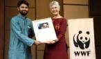 Nagpur based Cartoonist Rohan Chakravarty wins top conservation award