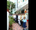 ICAI Nagpur Celebrates 71st Independence Day