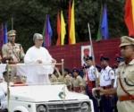 Tripura CM's speech
