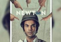 Newton Review : Rajkumar Rao presses the right button again!