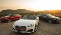 Audi A5 Diesel Sportback, A5 Cabriolet, S5 Sportback
