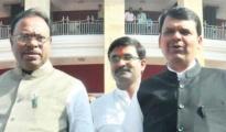 Bawankule and Devendra Fadnavis