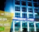 Hotel Center Point Raid
