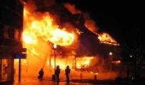 Fire in New Mumbai