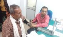 OCHRI conducts cardiac screening camp WCL miners at Badkuhi, MP