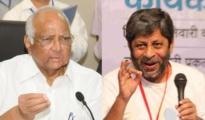 Sharad Pawar and Shrihari Aney