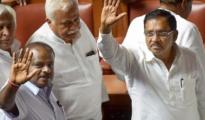 Karnataka CM and DY CM