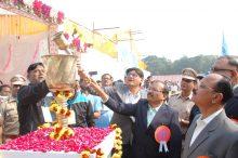 44th National Kabaddi tournament begins at Chandrapur