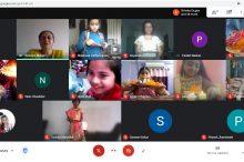 Online Diwali & Children's Day Celebration at The Achievers School