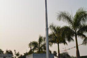 गोरेवाडा जलशुद्धीकरण केंद्र येथे OCW ने साजरा केला 72 वा प्रजासत्ताक दिन'