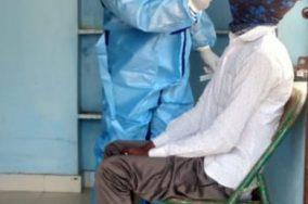 साटक प्रा. आ. केन्दातिल दिलसादायक नवीन ०८ कोरोणा रूग्णाची भर , एकुण ३९६६ रूग्ण. डॉः हिगें