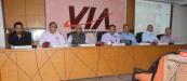 "VIA conducted Session on ""Petroleum Refinery"" Advantage Vidarbha"