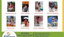 The Achievers Pre-school organized Rainy Day