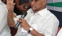 Congratulations: Pawar's dig at Fadnavis over his 'I still feel CM' remarks