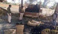 कोयला खदानों से अवैध उत्खनन व तस्करी से सरकार को अरबों-खरबों की चपत