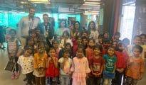 Joy of Giving week celebrated by Nagpur ladies Circle 50 along with Nagpur Spirits Round Table 258