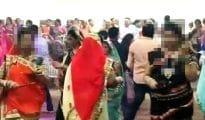 गोंदिया: नवरात्र में चल रहे गरबा डांडिया इवेंट्स के 2 वीडियो वायरल