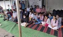 Nagpur: Indefinite strike of Resident Doctors begins at GMCH, Mayo